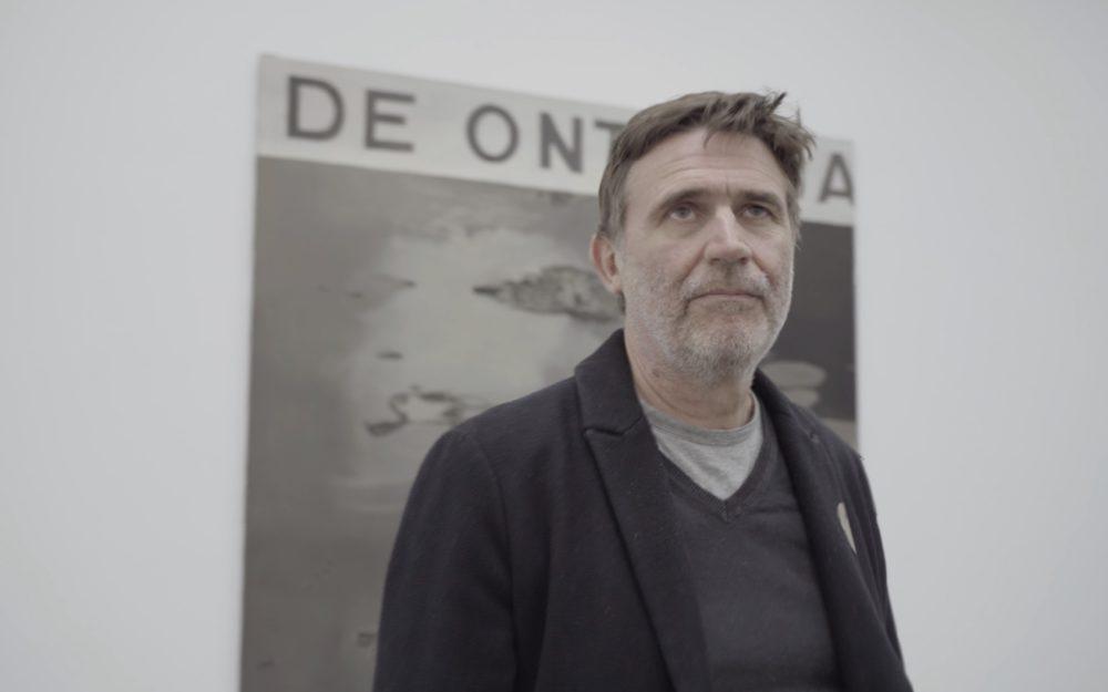 Erik Van looy in het SMAK